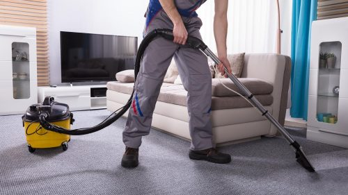 Powerful Carpet Cleaning Machine