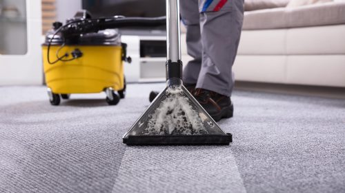 Carpet & rug cleaners