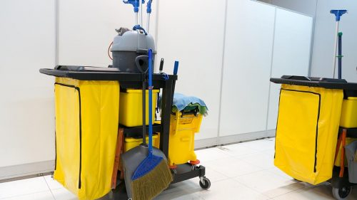 commercial cleaners Flemington