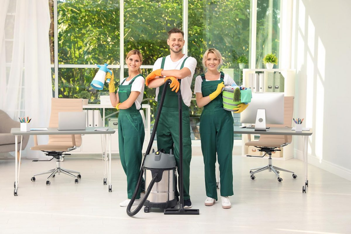Commercial Cleaners Brisbane