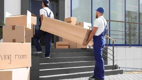 Bulky and heavy items removals
