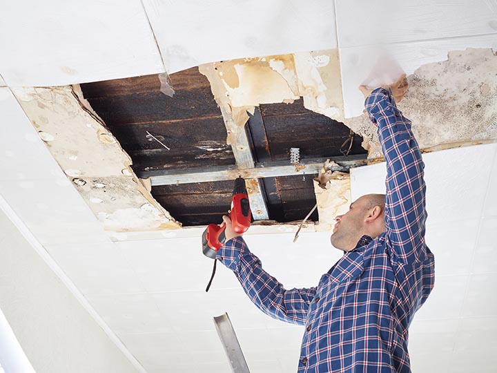Roof Leak Repair Melbourne