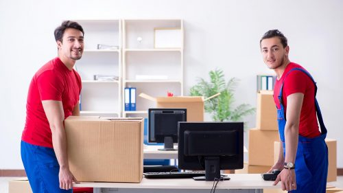 Business relocation services