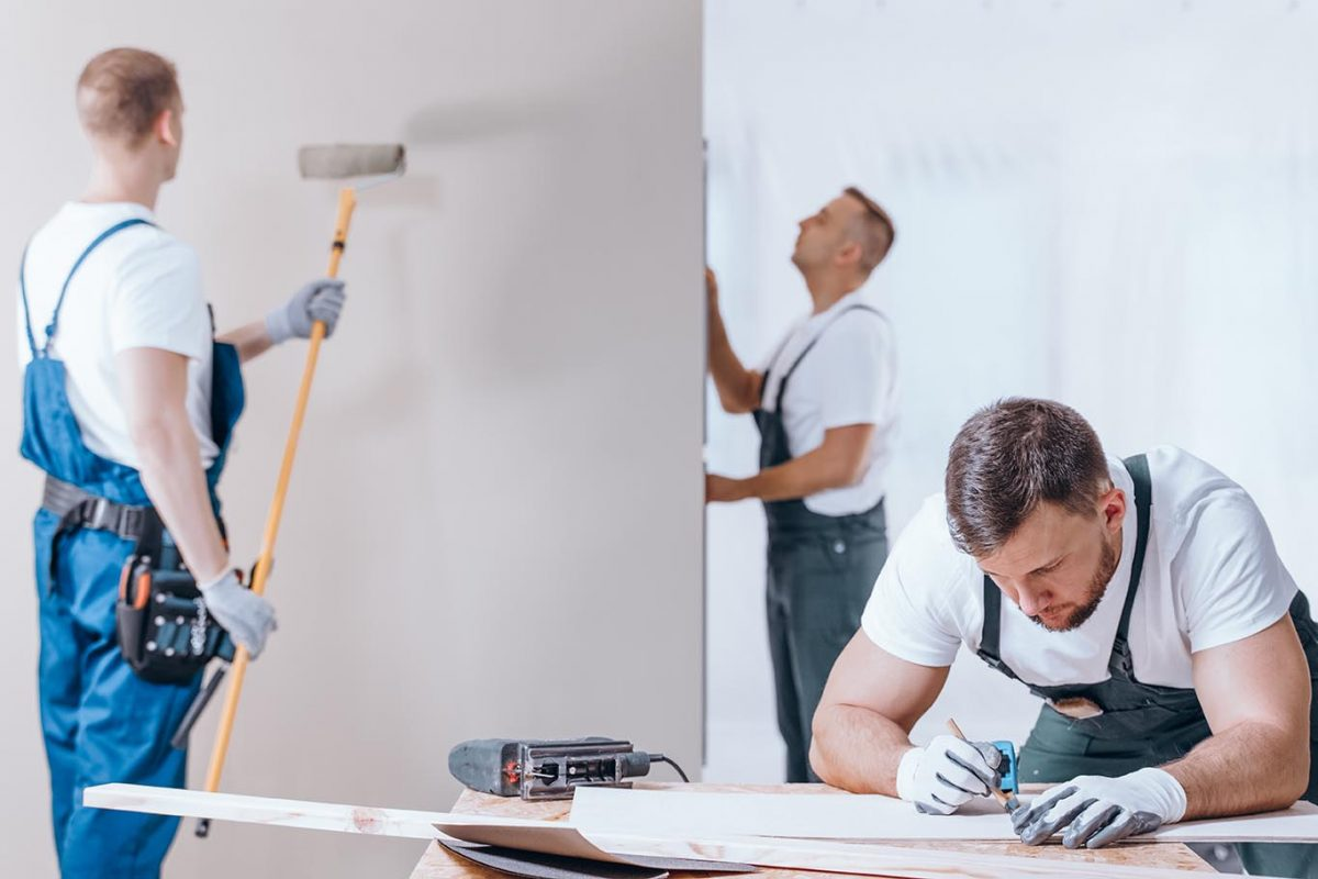 Commercial Painters Wynnum