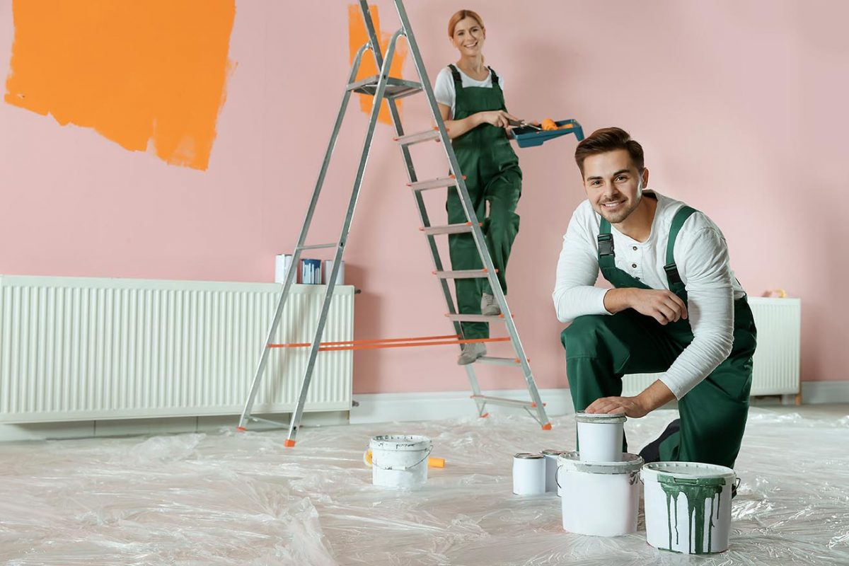 Painters and decorators Ballarat